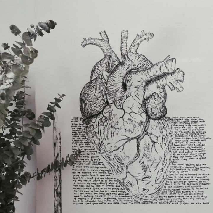 The heart and Art of Nursing