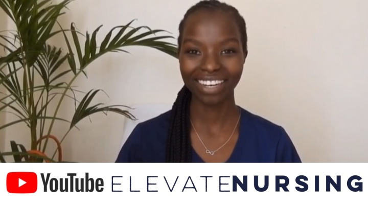 We are on YOUTUBE! Elevate Nursing style