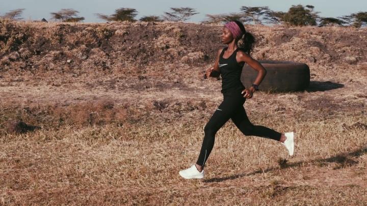 RUNNING AND NURSING