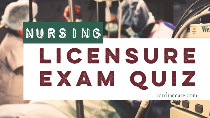 Nursing Licensure Exams: Obstetrics & Gynaecology