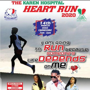 The Heart to Heart Foundation; 2020 Heart Run